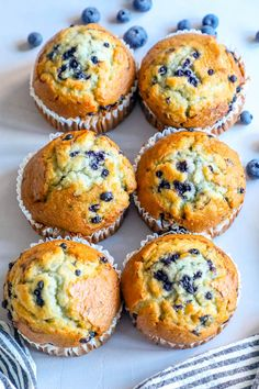 The Best Easy Blueberry Muffins Recipe - Sweet Cs Designs The Best Easy Jumbo Blueberry Muffins Recipe Jumbo Blueberry Muffin Recipe, Keto Muffin Recipe, Homemade Blueberry Muffins, Simple Muffin Recipe, Blueberry Recipes, Bakery Style Blueberry Muffins Recipe, Costco Muffin Recipe, Whole Wheat Blueberry Muffins, Blueberries Muffins