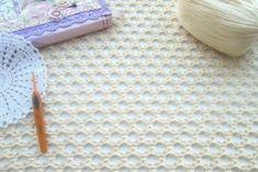 Craftorator – knitting and crochet community Freeform Crochet, Crochet Motif, Crochet Doilies, Easy Crochet, Crochet Lace, Crochet Gratis, Free Crochet, Crochet Stitches Patterns, Stitch Patterns