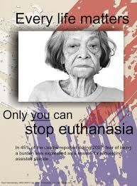 Quotes (human rights/pro euthanasia)?