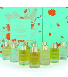 The Host Gift Guide | Aromatherapy Associates Mini Bath & Shower Collection