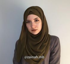 Hijab Turban Style, Mode Turban, Hijab Style Dress, Modest Fashion Hijab, Modern Hijab Fashion, Hijab Fashion Inspiration, Hijab Outfit, Muslim Fashion, Mode Inspiration