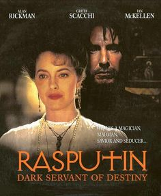 Rare Movies - RASPUTIN, Dark Servant of Destiny.                                                                                                                                                                                 More