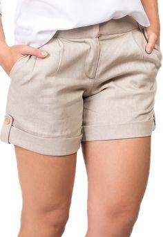 Essentials Bermudas vaqueras para mujer de 25,4 cm
