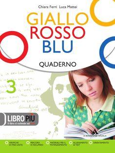Giallo Rosso Blu 3  impariamo l'italiano