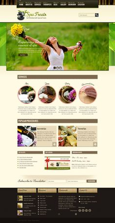 Spa treats is a unique, beautiful Spa & Restaurant WordPress theme. Carefully created for health & beauty spa, hair salon, health care, medical business, massage center. The Restaurant theme for hotel, cafe, recipe, restaurant, bakery, cuisine websites.