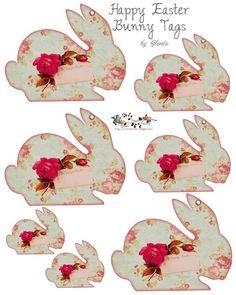 Por si os gustan las imágenes vintage de Pascua y como ya estamos cerca.....   Enlaces:   http://www.stickersnfun.com/shop/vintage-easter-st...