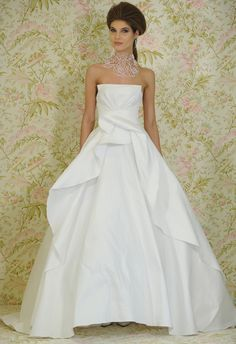 Angel Sanchez gown #weddingdream123 #wedding