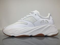2ccf0f6089b39 Adidas Yeezy Wave Runner 700 Triple White Real Boost for Sale1 Adidas  Fashion