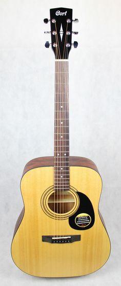 Acoustic Guitar  Cort AD810 Open Pore