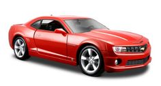 Maisto 124 Scale 2010 Chevrolet Camaro SS RS Diecast Vehicle Colors May Vary >>> Read more  at the image link.
