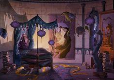 Chasseurs de dragons de Guillaume Ivernel, Arthur Qwak - (2008) - Film - Film d'animation - L'essentiel - Télérama.fr Dragons Le Film, Dragon Hunters, Film D'animation, Concept Art, Painting, Spongebob, Hunters, Dragons, Drawings