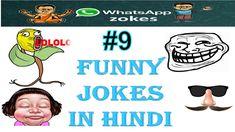 funny jokes in hindi video Whatsappzokes Funny Picture Jokes, Jokes Pics, Jokes Images, Funny Pics, Funny Jokes, Funny Pictures, Funny Quotes In Hindi, Jokes In Hindi, Funny Quotes For Teens