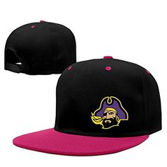 East Carolina Pirates Flat Brim Hats World Of Warcraft Legion 7b9ec3afb16