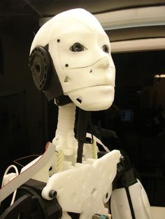 Is this 3D-printed robot the first of thousands?