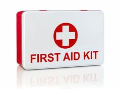 First aid kit #SurvivalGearList Survival Gear List, All About Me Preschool, Keep On, First Aid Kit, First World, Essentials, Edc, Wealth, Education