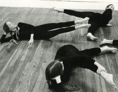 Eve Gentry and The Dancers Workshop #pilates #history