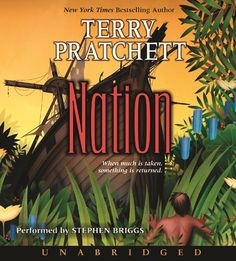 (Gr. 7-10) Reader: Stephen Briggs - A massive tsunami destroys Mau's village and kills everyone but him...and a young European woman whose boat crashes far inland. Together, they must figure out how to survive. Very humorous and deeply thought provoking at the same time.