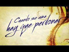 Belinda - En El Amor Hay Que Perdonar Lyric Video