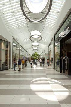 Shopping Centre 'La Cartiera' - Picture gallery