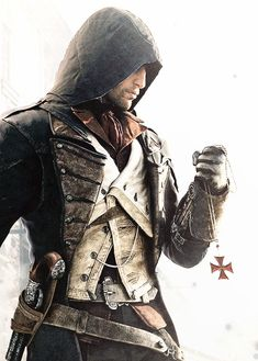 Arno Assassin's Creed Unity Soooo sexy lol im crazy