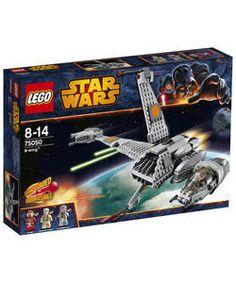 LEGO Star Wars B Wing 75050.