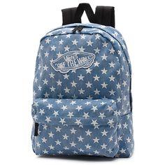 Vans Denim Stars Realm Backpack