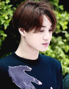 Kai why did they whitewash my baby he doesn't deserve this he loves his skin colour