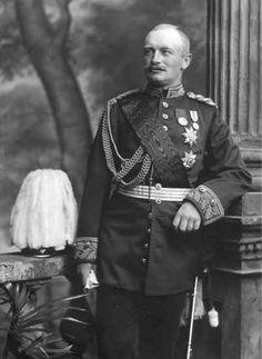 1897 portrait of Frederick Augustus III (German: Friedrich August III.); (25 May 1865 in Dresden – 18 February 1932 in Sibyllenort) was the last King of Saxony (1904–1918)