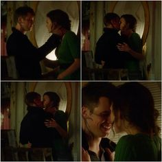 """S1 Ep8 """"An Old Accustom'd Feast"""" - Roman and Emery"""