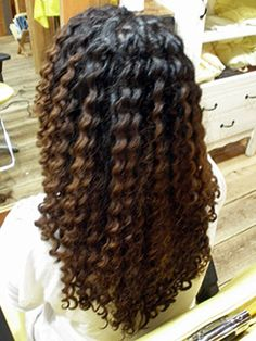 Long Hair Curly Spiral Perm Permed Long Hair Flickr – Photo Sharing | Fashion Sytle