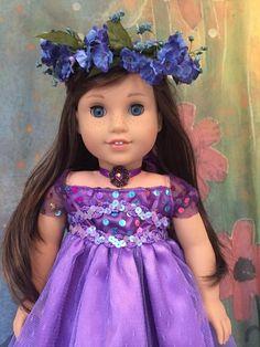 Pin de linda thorson en cuties pinterest american girl renaissance style purple flower princess set altavistaventures Image collections