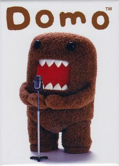 - Officially Licensed - Approximately 3.5 inches tall x 2.5 inches wide - Great for Domo-kun fans!