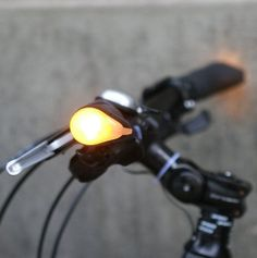 Increase Your Protection with These Bike Handlebar Lights trendhunter.com