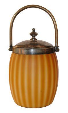 Mt. Washington Biscuit Jar