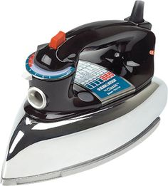 Black & Decker - The Classic Iron - Black, F67E
