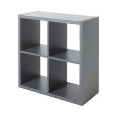 Étagère modulable 6 cases pin Mixxit | DECO CHAMBRE EDEN | Pinterest ...