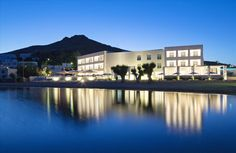 Hotel Patmos Aktis Suites and Spa, Patmos luxury hotels Top Hotels, Find Hotels, Xenia Hotel, Restaurants, Hotel Spa, Plan Your Trip, Wanderlust Travel, Summer Vacations, Wanderlust