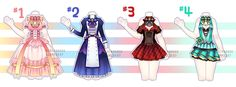[CLOSED] Outfit Adoptable#3 by Black-Quose.deviantart.com on @DeviantArt