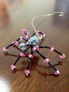 Christmas Spider. $9.00, via Etsy.