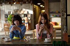 Sulli & Yoona_설리&윤아 @SK telecom 눝팸