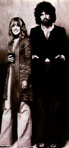 Fleetwood Mac <3...Nicks and Buckingham