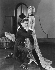 Still from the 1925 silent film His Supreme Moment starring Ronald Colman. The film is lost.
