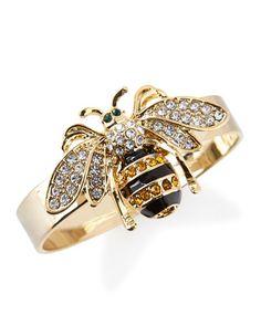 Joanna Buchanan Skinny Bee Napkin Rings, Set of 4 Bee Jewelry, Insect Jewelry, Custom Jewelry, Silver Jewelry, Unique Jewelry, Modern Jewelry, Diamond Jewelry, Jewelry Accessories, Bee Art