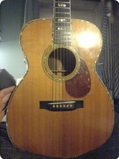 27b58ddc050 Very rare and collectible 1979 Martin acoustic flattop vintage guitar with  original hardcase.