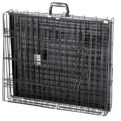 Pet Trex Premium Quality 24″ Folding Heavy Duty Pet Crate Kennel Wire Cage for Dogs Cats or Rabbits - buy your dogs supplies from dog lovers just like you... « DogSiteWorld-Store