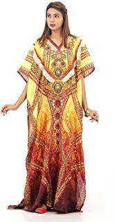 bc96b19512 Amazon Fashion | Clothing, Shoes & Jewelry | Amazon.com. Beach KaftanLong  KaftanSilk KaftanOne Piece ...