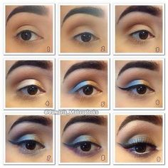 Step by step on how I created this look. 1⃣ I used Mac painterly as my base. 2⃣ I used my Lavish Palette in orange did for the crease. 3⃣ I used Rum Cake on top of the orange soda from the Lavish Palette. 4⃣I applied a little bit of nyx white base eye