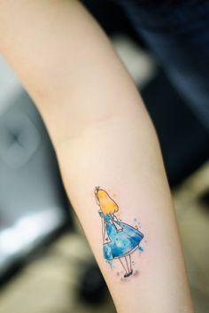 tatto Alice