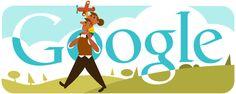 JUIZ DE FORA SEGURA  : Dia dos Pais  - Doodle do Google em homenagem  - W...