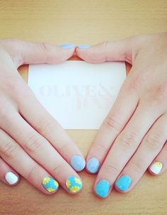 If you're looking to get a manicure this weekend, try this